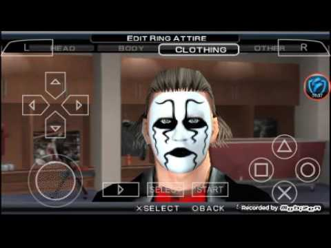 Download how to create sting wwe SVR 11 PSP HD Mp4 3GP Video and MP3
