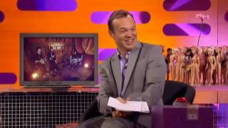The Graham Norton Show 2008 S4x09 Reece Witherspoon. Paul O'Grady Part 2. YouTube
