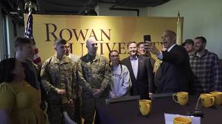 Newswise:Video Embedded u.s.-senator-booker,-rep.-norcross-discuss-issues-with-rowan-student-military-personnel