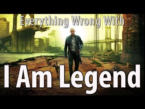 Everything Wrong With I Am Legend In 12 Minutes Or Less