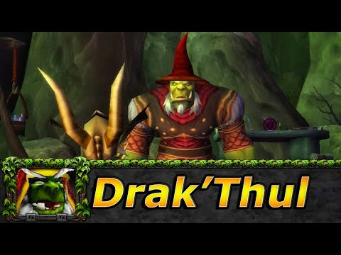 The Story of Drak'thul & Kosumoth the Hungering, Legion not our enemy?!
