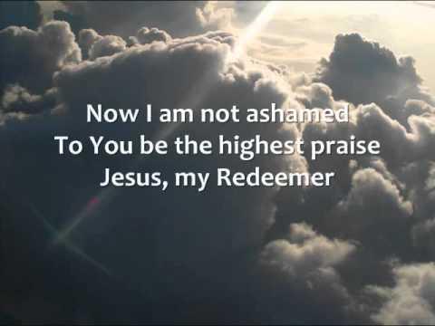 Jesus my redeemer