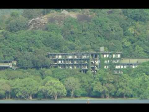 فندق كولومبو  دامبولا  Heritance Kandalama من خلف البحيرة