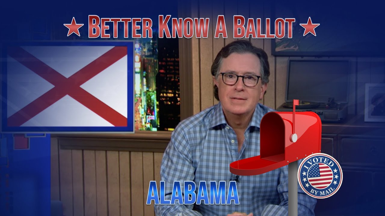 """Alabama, Confused About Voting In The 2020 Election? """"Better Know A Ballot"""" Is Here To Help! thumbnail"""