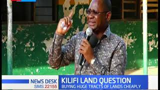 The rich are exploiting poor elders in Kilifi County