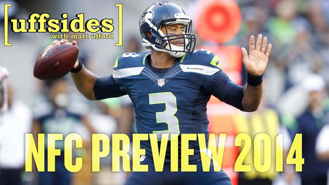 Uffsides NFC Preview: Seahawks, Saints look like contenders thumbnail