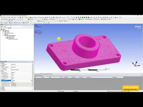Introduction to Ansys Workbench Training Course - YouTube