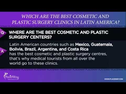 Which are the best Cosmetic and Plastic Surgery Clinics in Latin America?