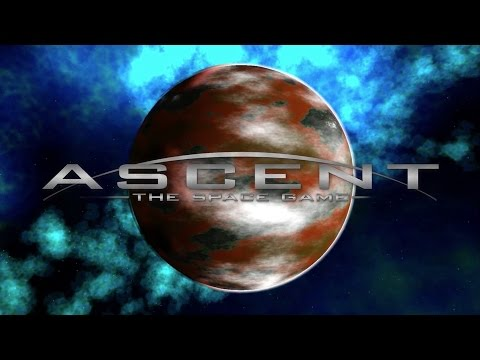 Ascent - The Space Game - Release Trailer thumbnail