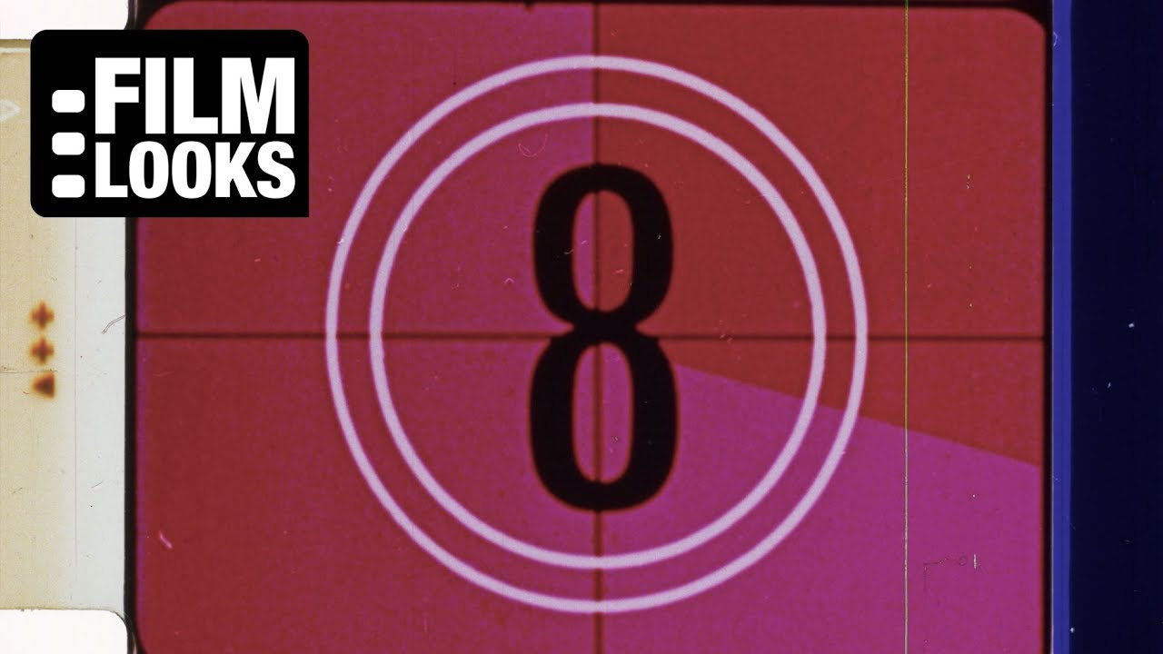 Vintage - 5K Colored Countdown