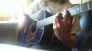 Tantric - Mourning acoustic cover
