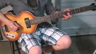 Nick Martellaro - Baby's In Black (Beatles cover)