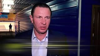 Олег Гущин с комментариями после матча «Темиртау» - «Кулагер»