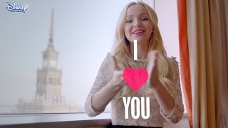 Dove Cameron   A Day In The Life   Official Disney Channel UK