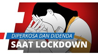 Dua Gadis Rusia Diperkosa saat Lockdown, Korban Terancam Didenda Sejumlah 33 Poundsterling