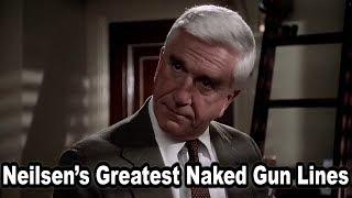 Leslie Nielsen's Greatest Naked Gun Lines