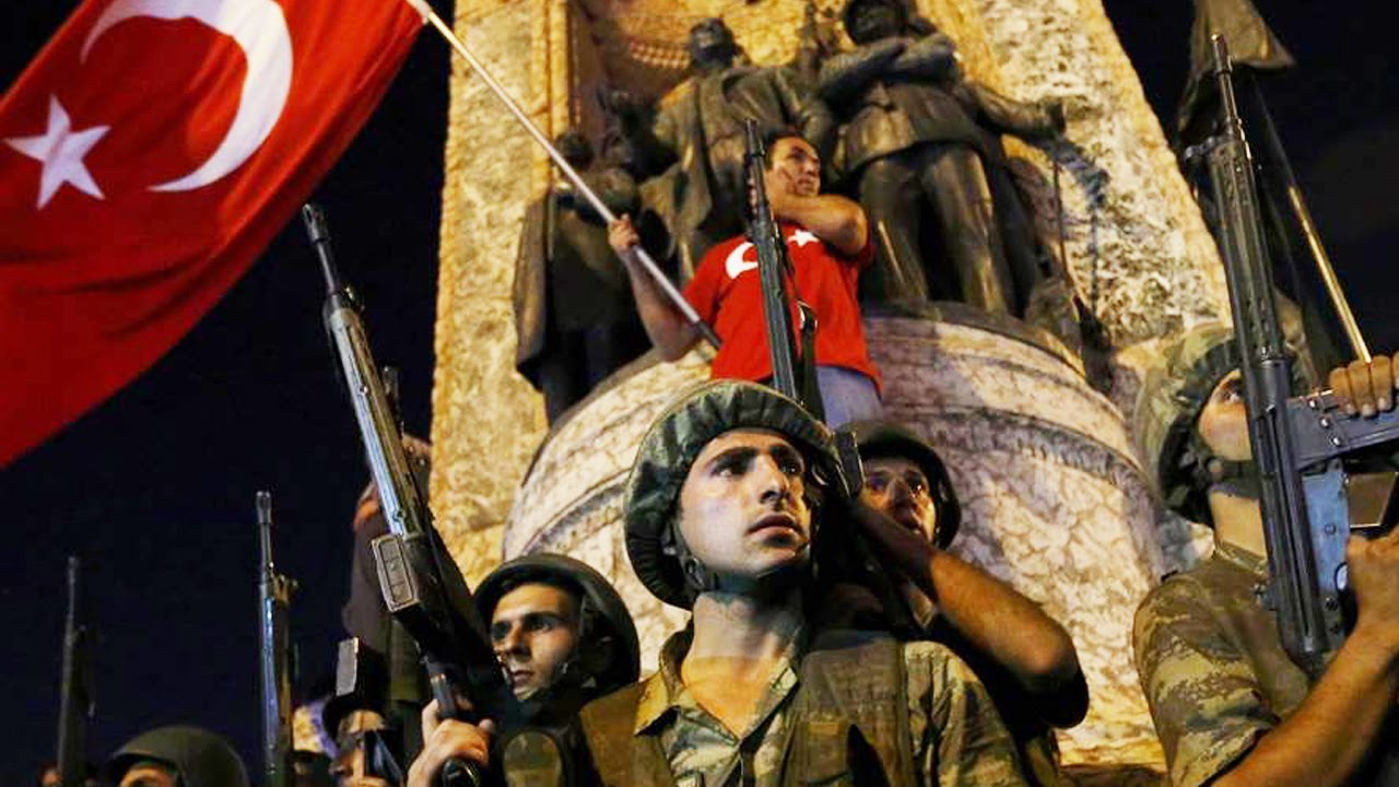 BREAKING: Turkish Military Attempted Coup To Overthrow Government thumbnail