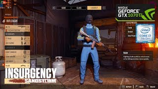 Insurgency Sandstorm 1070TI Benchmark Gameplay Beta 1