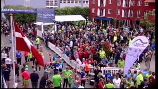 preview picture of video 'Aabenraa Bjergmarathon - Officiel video'