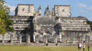 preview picture of video 'Chichen Itza Slide Show'