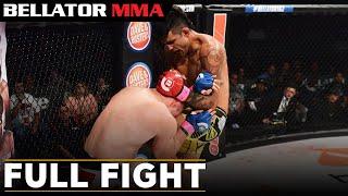 Full Fight | Alexander Shlemenko vs. Kendall Grove - Bellator 162