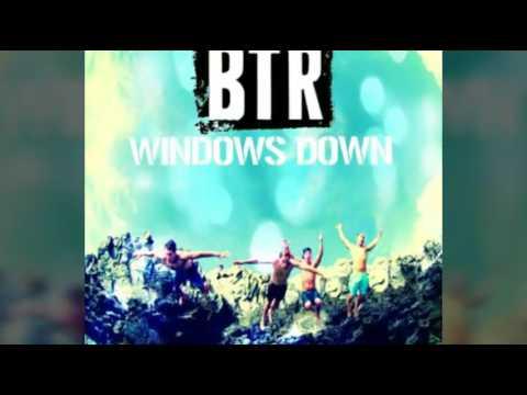 Big Time Rush - Windows Down Instrumental