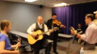 11 year old sings Cumberland River with Dailey and Vincent