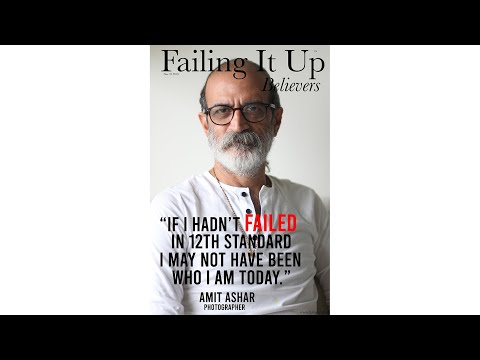 Amit Ashar | Failing It Up