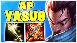AP YASUO VS AD YASUO NA! Noway4u Twitch Highlights   League Of Legends