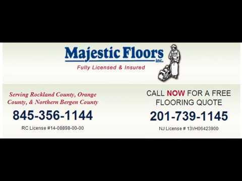 Dustless Hardwood Floor Sanding Bergen County