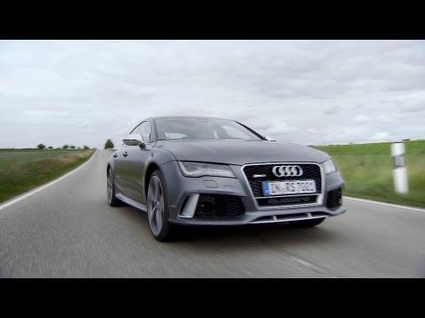 Audi RS7 男生想擁有一台嗎?!