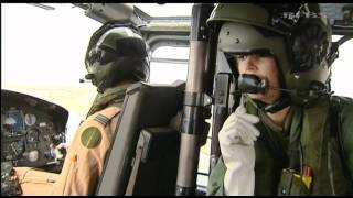 84 Squadron Have Important Part To Play As Search And Rescue Team 12.10.11