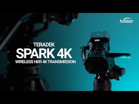 Teradek Spark 4K - 4K HDR Wireless Transmission Made Easy