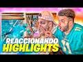 REACCIONANDO A VUESTROS HIGHLIGHTS con GUANYAR | Peereira