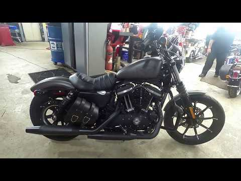 2018 Harley-Davidson Iron 883™ in South Saint Paul, Minnesota - Video 1