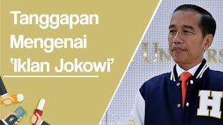 Tanggapi Polemik Iklan di Bioskop, Jokowi: Itu Memang Tugas Kemenkominfo