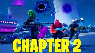 🔴FORTNITE *SEASON 11* BLACK HOLE EVENT! NEW CHAPTER 2 BATTLE PASS + MAP! (FORTNITE LIVE EVENT!)