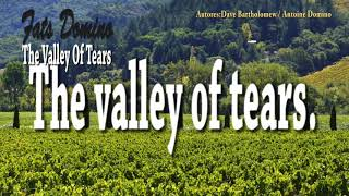 Valley of Tears - Fats Domino