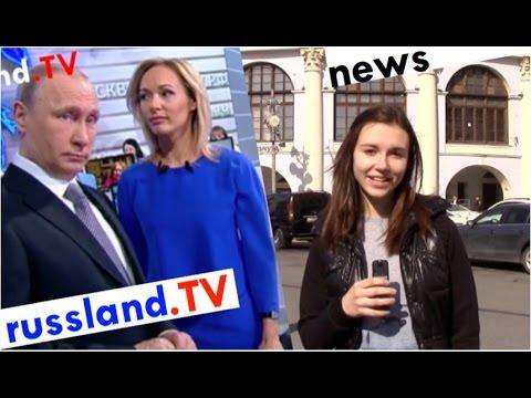 Heißer Draht zu Putin [Video]