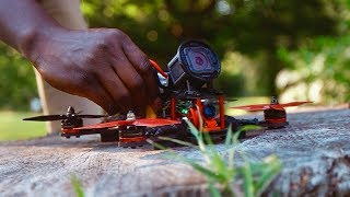 I found the BEST Cinematic FPV Racing Drone Kit ($500)...