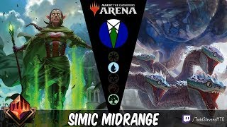 مشاهدة وتحميل فيديو Simic Yoink Donation Deck! MTG Arena Standard, 5