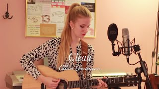 Clean - Taylor Swift (cover by Cillan Andersson)