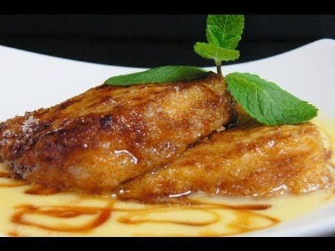Leche frita (receta de carnaval)