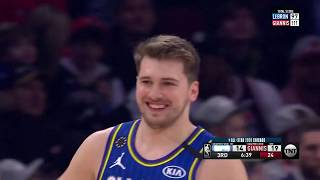 Luka Doncic All-Star Game Highlights