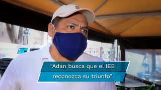 Puebla. Ganó la alcaldía sin ser candidato en Ahuehuetitla.
