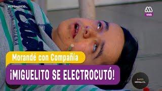 ¡Miguelito se electrocutó! - Morandé con Compañía 2018