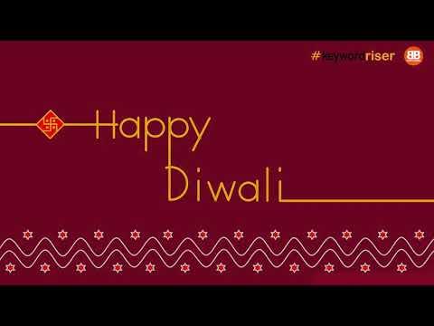 Diwali wishes video