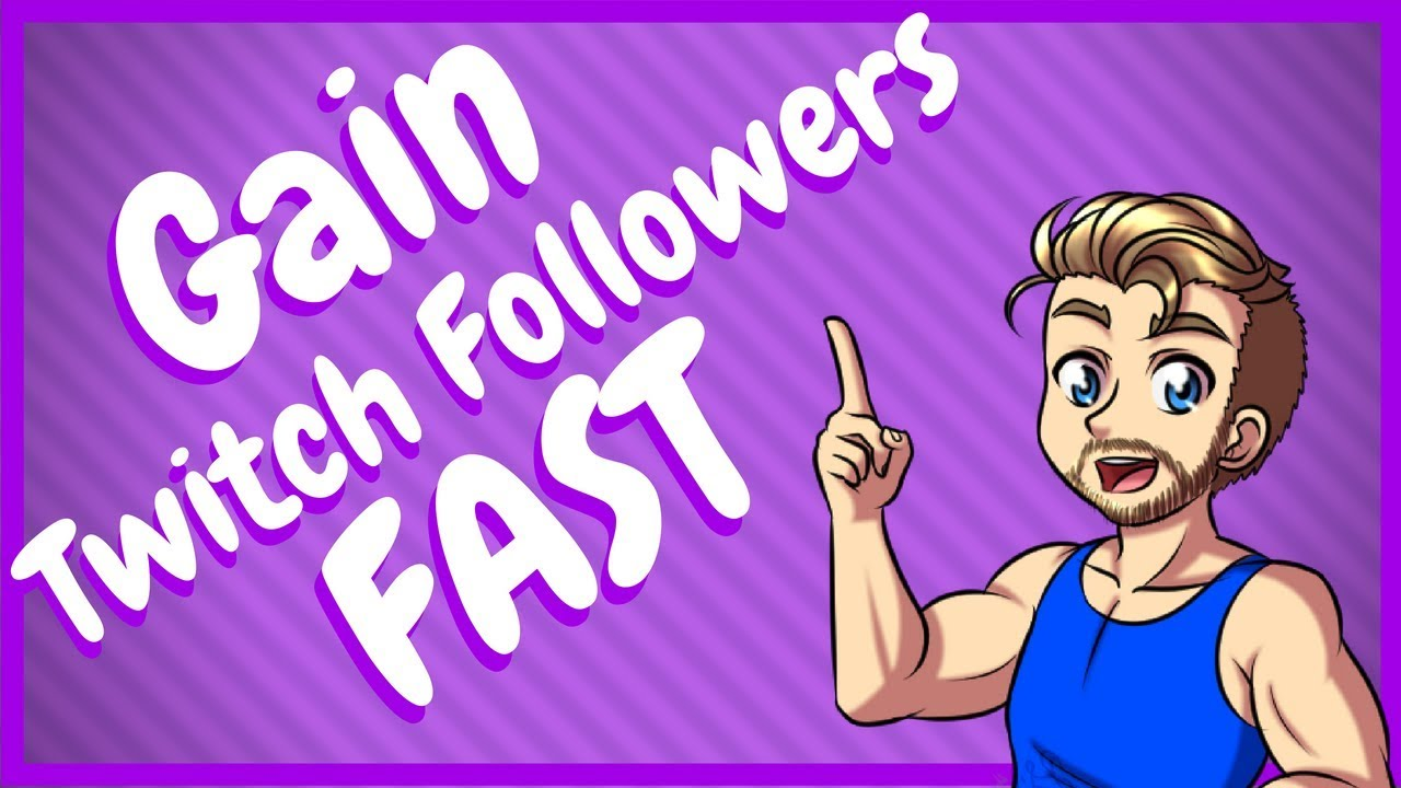 How to Grow Twitch Followers Fast With Twitch Affiliate Program