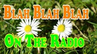 Blah Blah Blah On The Radio - Ace Of Base - Mon Clip Vidéo - Avec ma Famille - Effets-spéciaux