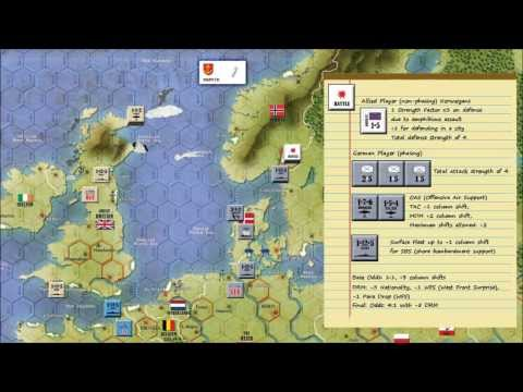 Scenario 2: After Action Report & Example of Play